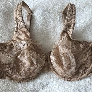 LANE BRYANT Cacique Sexy Support FULL COVERAGE Bra